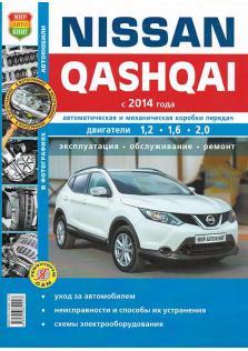 Nissan Qashqai с 2014 года