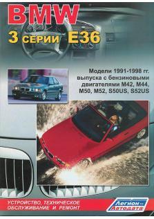 BMW 3 серии E36 с 1991 по 1998 год