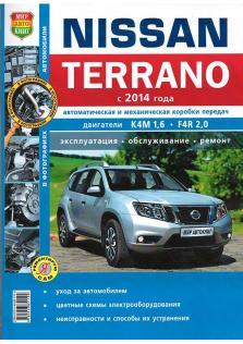 Nissan Terrano с 2014 года