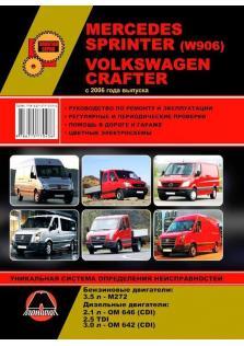 VOLKSWAGEN-Sprinter-Crafter с 2006 года