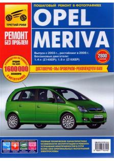 Meriva с 2003 года