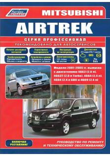 Mitsubishi Airtrek с 2001 по 2005 год